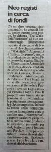 La Nazione 25/3/2012