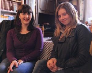 Lisa & Kelsey