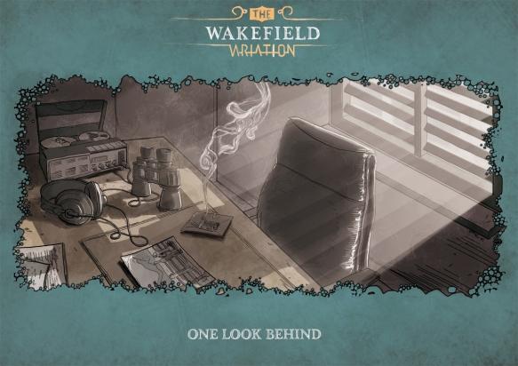 The Wakefield Variation - One Look Behind