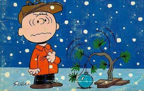 A Charlie Brown (or is it Wakefield?) Christmas